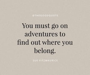 adventurous, happiness, and live your life image