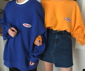 clothes, colours, and fashion image