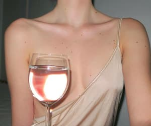 wine, aesthetic, and Nude image