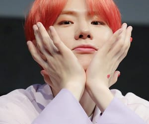 fansign, cute, and kihyun image