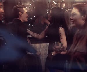 gif, simon lewis, and isabelle lightwood image