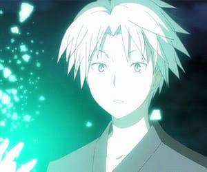anime, gin, and hotarubi no mori e image