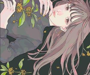 art, anime, and girl image
