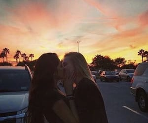 lesbian, love, and lgbt image