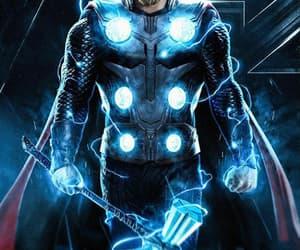 Marvel, thor, and chris hemsworth image
