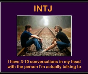 character, smart, and intj image