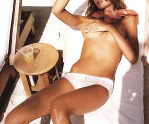 beach, girl, and Nude image