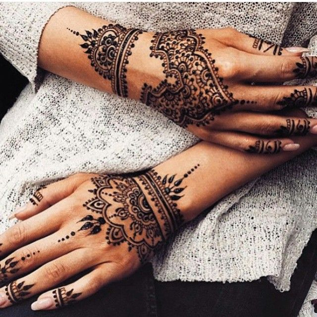 33 Images About Henna Miracle On We Heart It See More About Henna