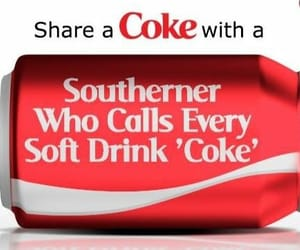 cocacola and southerners image