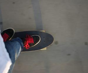 cruiser, motion, and skate image