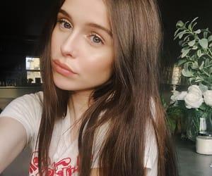 girl, beauty, and fashion image