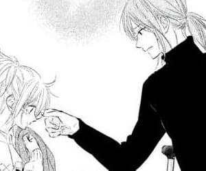 manga shoujo and haru matsu bokura image
