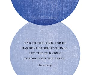 bible, god, and isaiah image