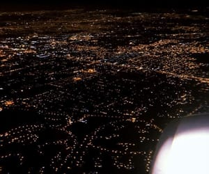 buenos aires, fly, and light image