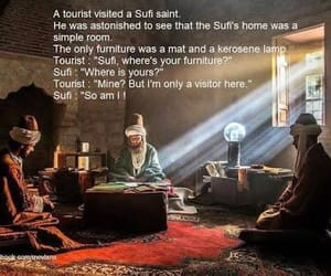 allah, journey, and sufi image