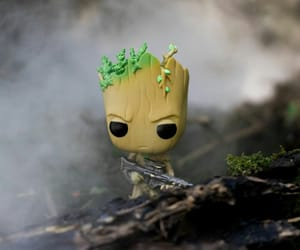 groot and funko pop image
