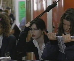 girls, goth, and punk image