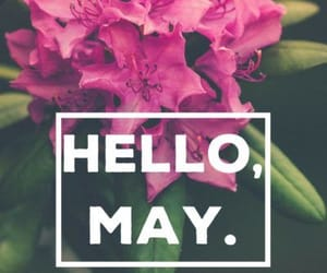 may, spring, and hello may image