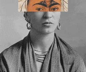 frida kahlo, gif, and art image