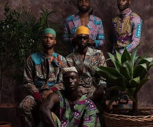 africa, fashion, and man image