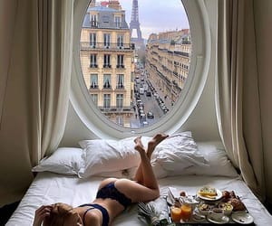 paris, pretty, and travel image