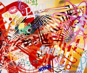 James Rosenquist, visual arts, and art movement image