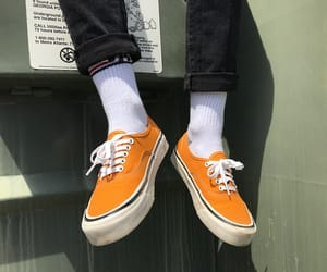 fashion, vans, and sneakers image