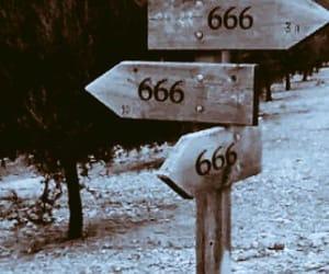 demon, Devil, and magic image
