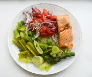 cooking, healthy, and homemade image
