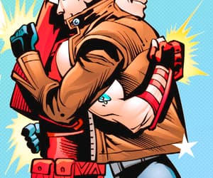 DC, red hood, and roy harper image