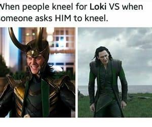 Marvel, loki, and tom hiddleston image