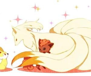 pokemon and vulpix image