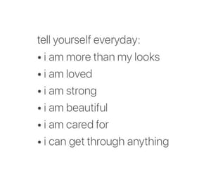 feelings, quote, and selflove image