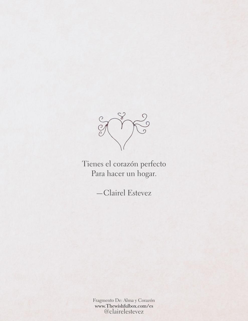 Un Fragmento De Alma Y Corazón Wwwthewishfulboxcomes