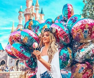 balloons and disney world image