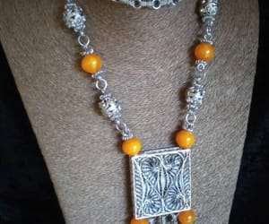 etsy, ethnic jewelry, and fish necklace image