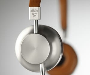 headphones, industrial design, and product design image
