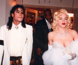 madonna and michael jackson image