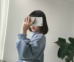 ulzzang, aesthetic, and outfit image