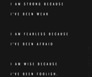 afraid, life, and wise image