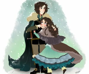 she wolf, queen of love and beauty, and lyanna stark image