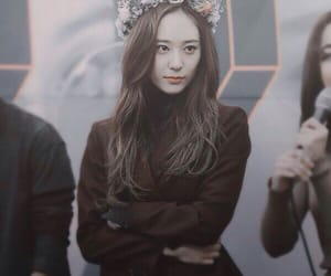 beautiful, k pop, and krystal jung image