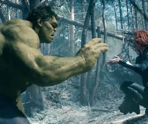 amore, Marvel, and Hulk image