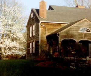 farmhouse, home decor, and new england image