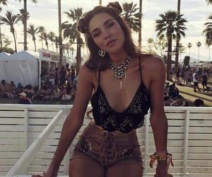 coachella, style, and fashion image