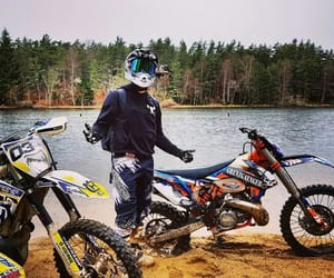 life, motocross, and querly image