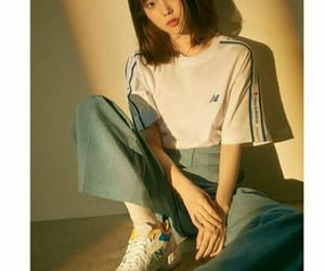 asian girl, kpop, and iu image