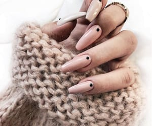glam, photography, and acrylic nails image