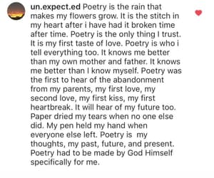 deep, poem, and poems image