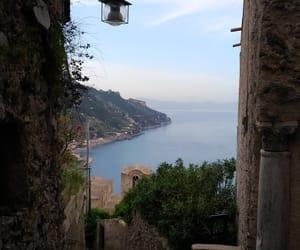 Amalfi coast, italy, and summer image